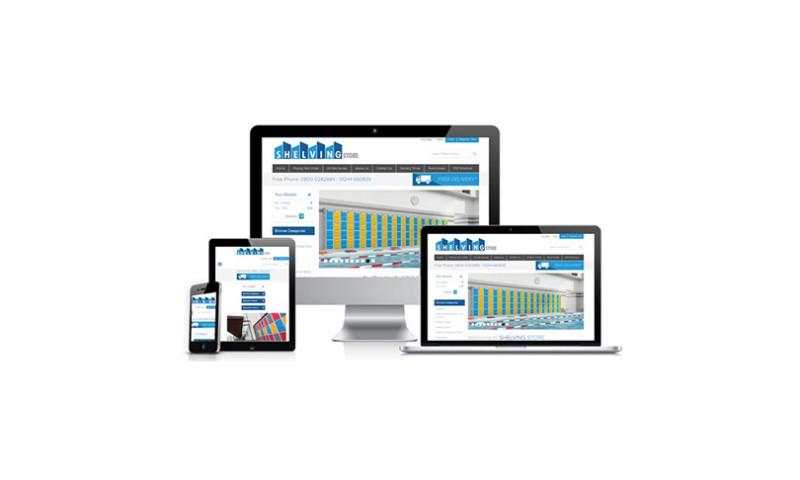 Techno Infonet - Shelving Store