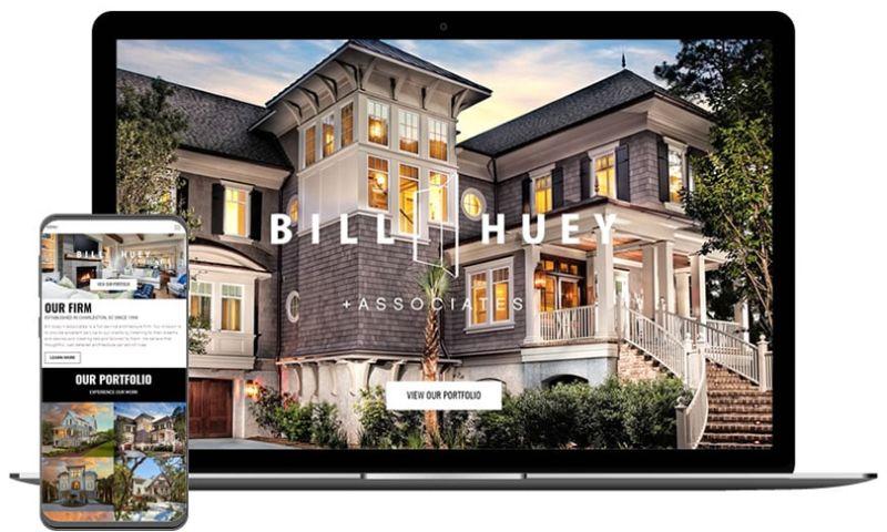 Contractor Gorilla - Architecture Firm Website