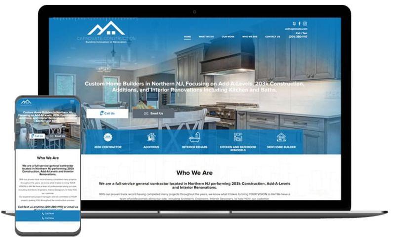 Contractor Gorilla - General Contractor Website