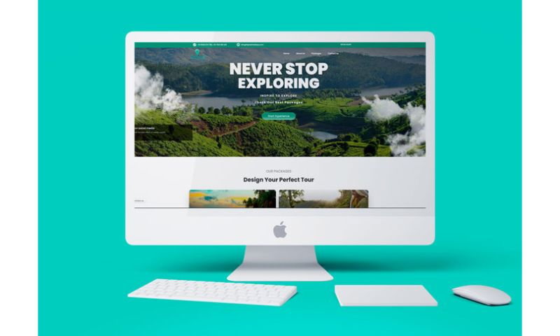 Vibrand Digital Solutions - TRIPSTER HOLIDAYS