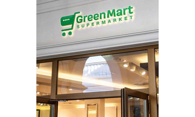 Vibrand Digital Solutions - GREEN MART SUPERMARKET