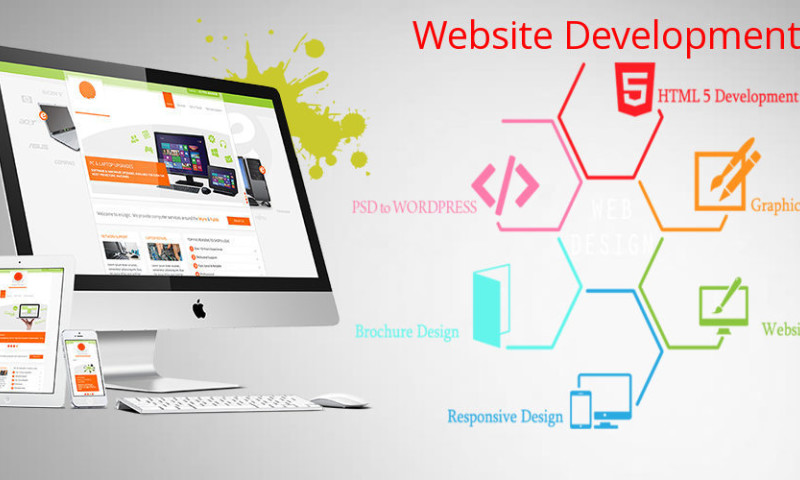 WebTenet Solutions Pvt. Ltd. - Website Design of Dhokra