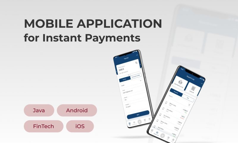Innowise Group - Mobile Application for Instant Payments