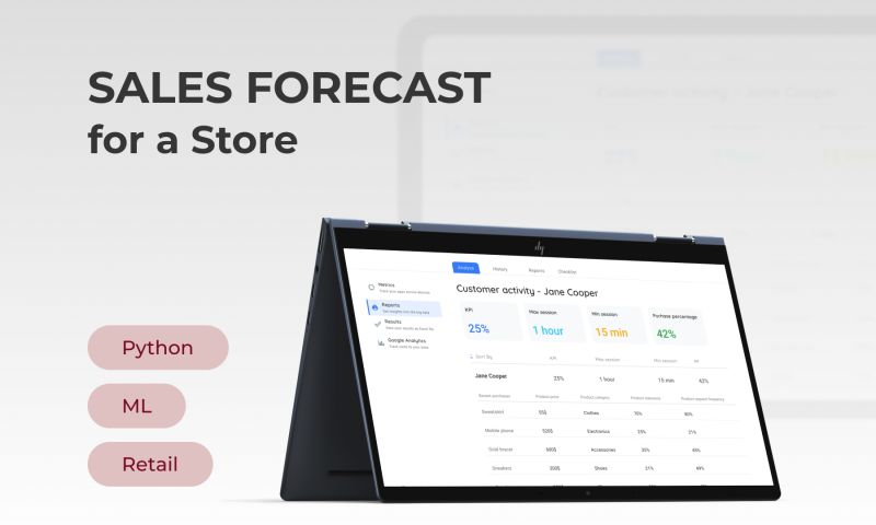 Innowise Group - Sales Forecast for a Store