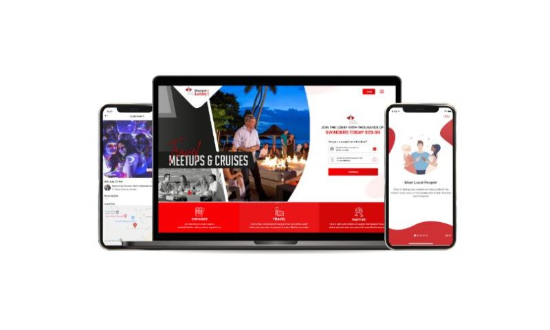 Groovy Web - Discreet Lobby - Find interesting people, parties, cruises trips near you and around the world!