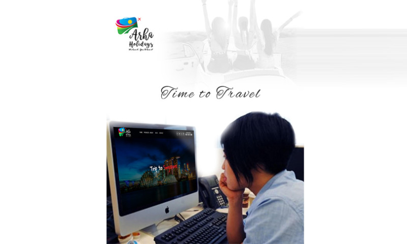 Tvisha Technologies Pvt LTD - Arha Holidays