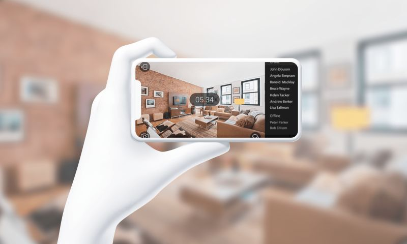 inCode Systems - Video streaming service to connect real estate agents with clients