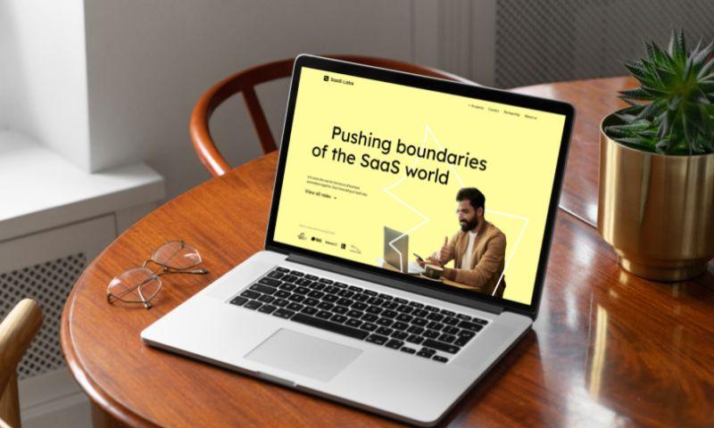Embacy - SaaS Labs: Branding & Website