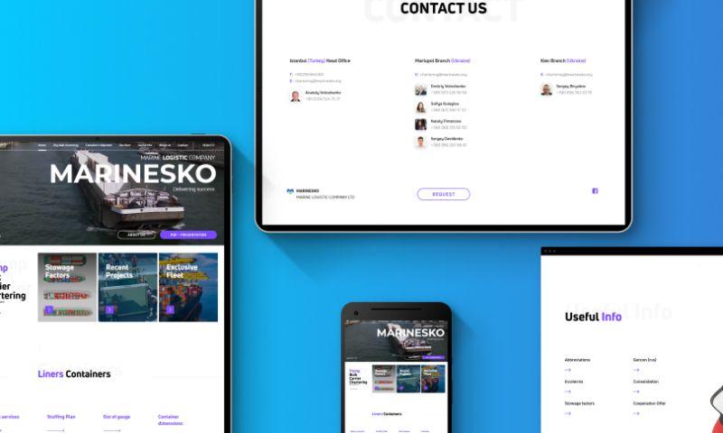 Terentev Design Studio - Marinesko