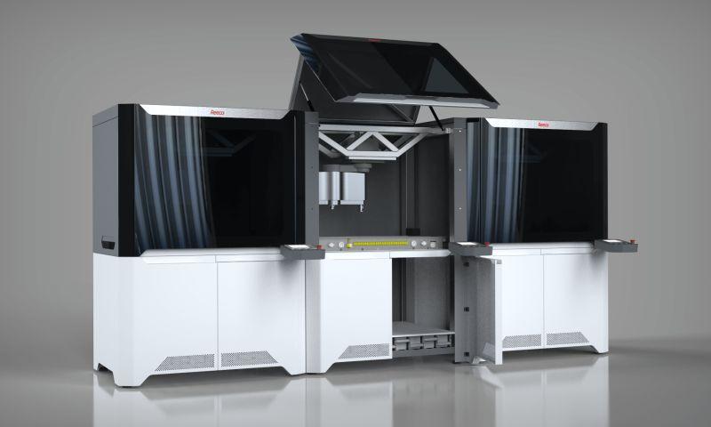 Mindsailors Industrial Design - REECO RE 2100