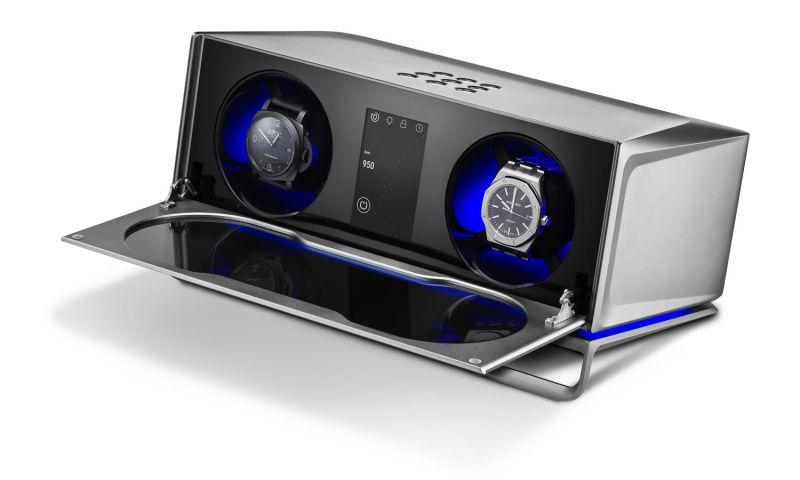 Mindsailors Industrial Design - POTZ Genesis Watch Winder