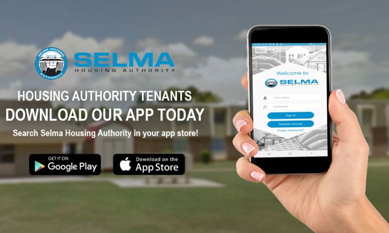 Kmarks Web & Computer Solutions - Selma Housing Authority