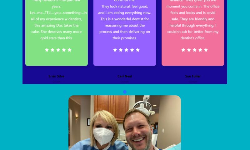 930 Tech - Dental Website