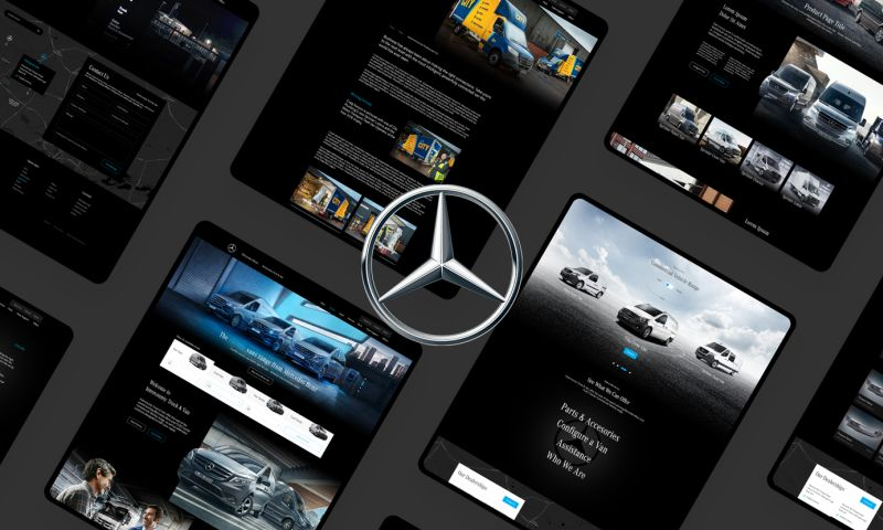 Creative Brand Design - Intercounty Mercedes