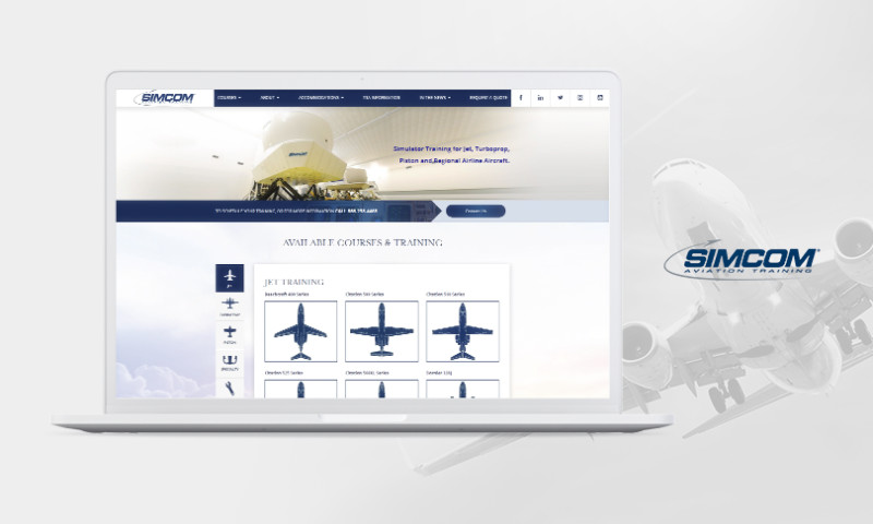 MAXBURST, Inc. - Simcom Aviation Training