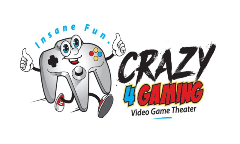 Kmarks Web & Computer Solutions - Crazy 4 Gaming Video Game Theater