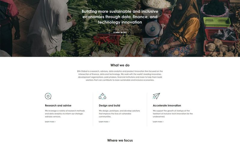 EMOTIONstudios - FINANCE, DATA, AND TECHNOLOGY INNOVATIONS FOR AN EQUITABLE WORLD