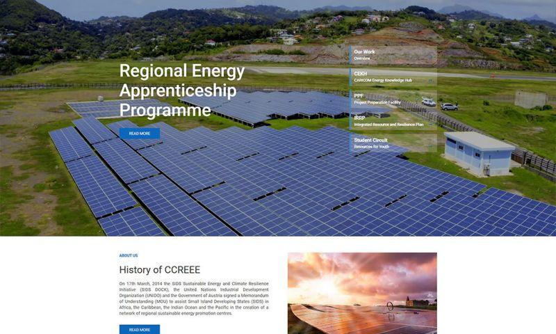 EMOTIONstudios - Caribbean Centre for Renewable Energy and Energy Efficiency Centre