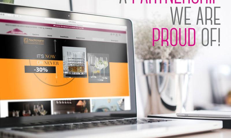 Digital4u - New E-shop for Parousiasi