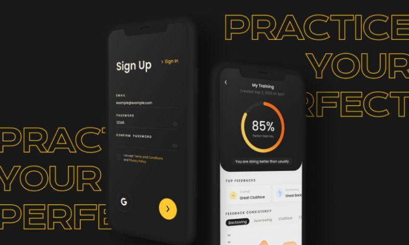 GBKSOFT - IoT Sport App