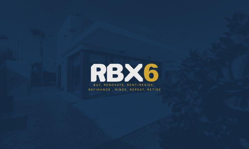 Develop Scotland - RBX6 Brand Design