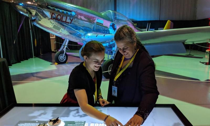 Ideum - Planes of Fame
