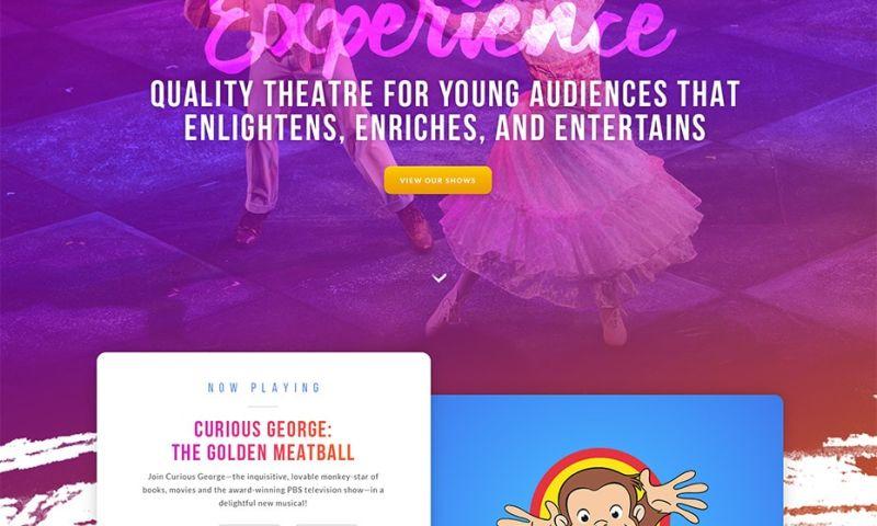 Designzillas - Orlando Repertory Theatre