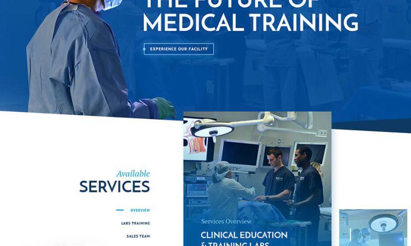 Designzillas - Advent Health Nicholson Center