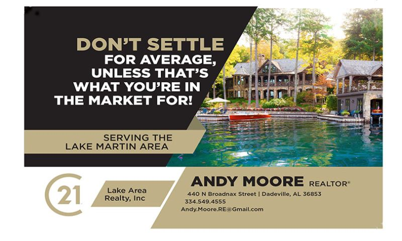 Kmarks Web & Computer Solutions - Andy Moore/ Lake Area Realty, Inc