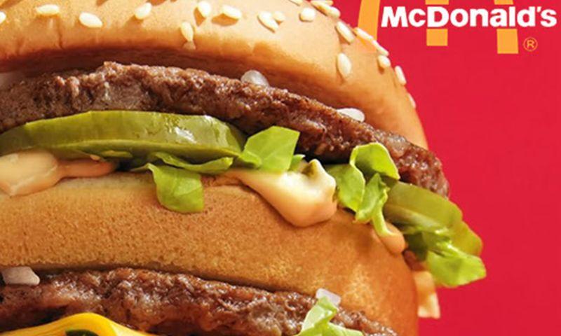 TimeHoodie - McDonald's