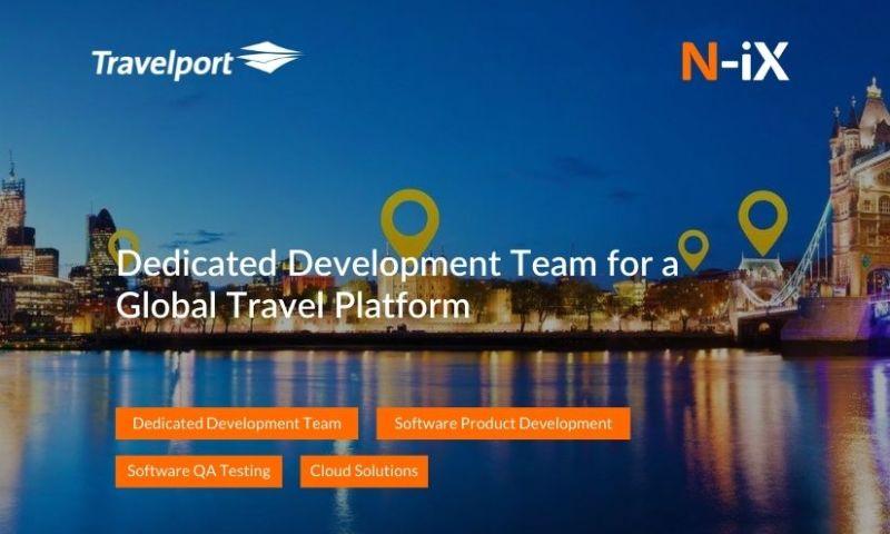 N-iX - Dedicated Development Team for a Global Travel Platform