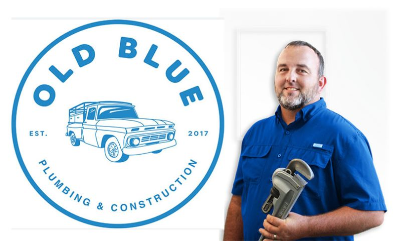 Kmarks Web & Computer Solutions - Old Blue Plumbing & Construction