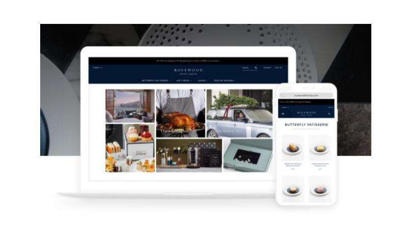Digital Butter - Rosewood's New Shopify E-Commerce Platform