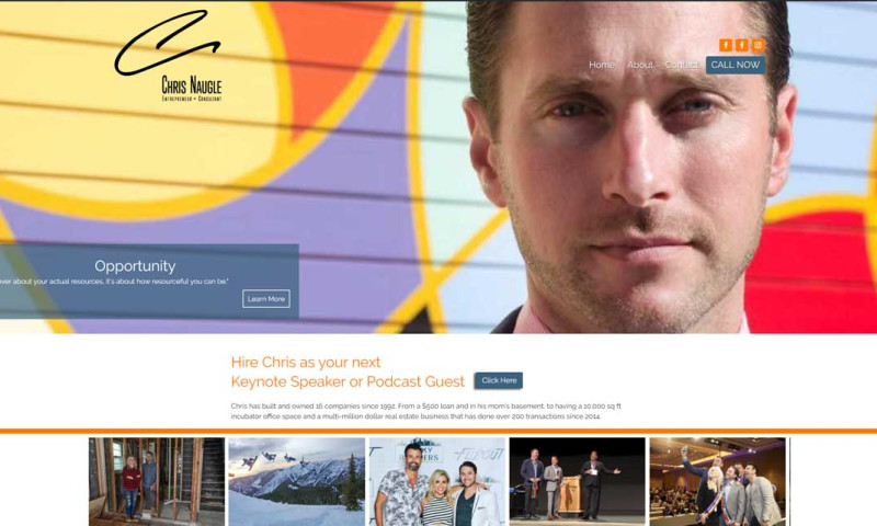 Minerva Web Development - Chris Naugle | Web Development