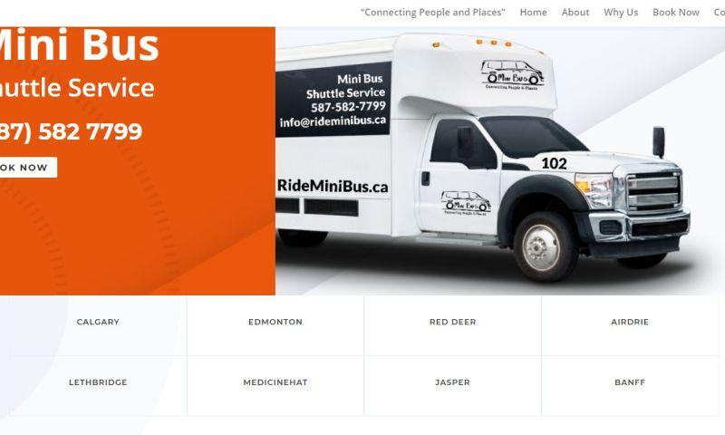 Designo Graphy Canada - Mini Bus Ltd