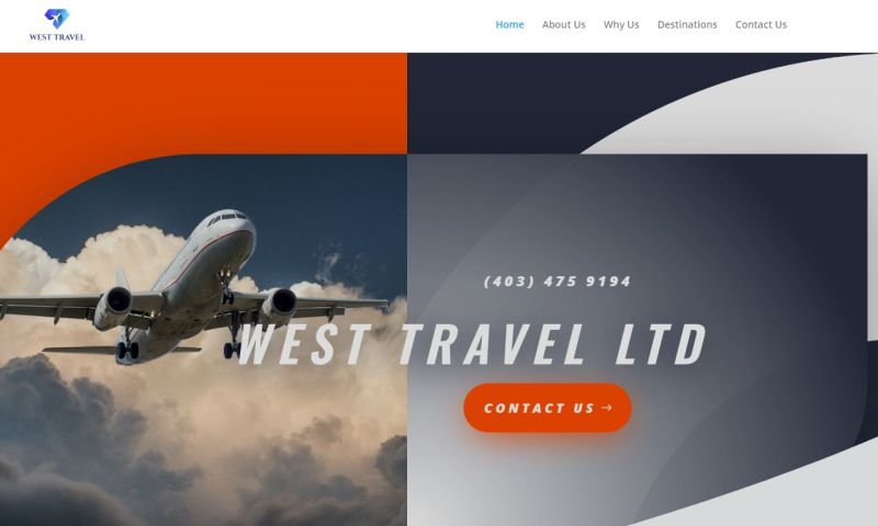 Designo Graphy Canada - West Travel Ltd