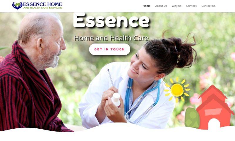 Designo Graphy Canada - Essence Home And Health Care Services