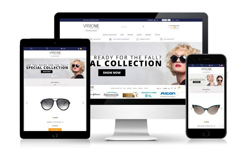 Krish Technolabs Pvt Ltd - Vision E Boutique