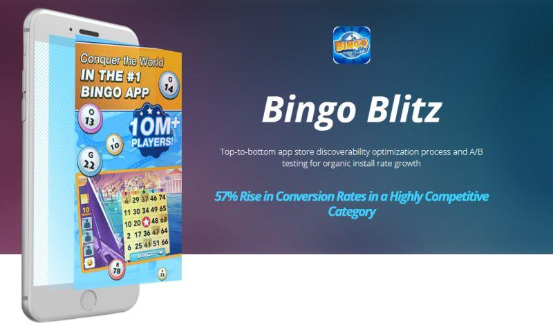 Moburst - Marketing for Bingo Blitz