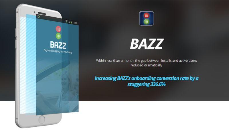 Moburst - Marketing for BAZZ
