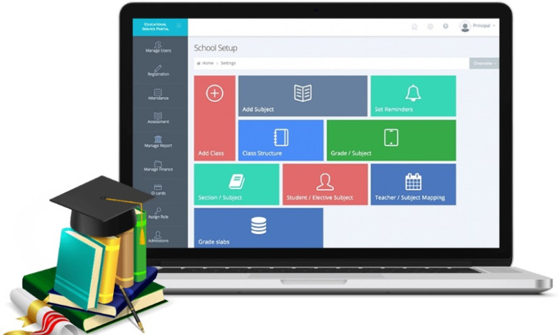 WeblineIndia - Educational Service Portal