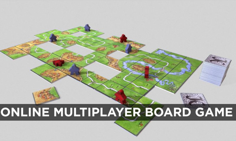 VironIT - Online multiplayer board game