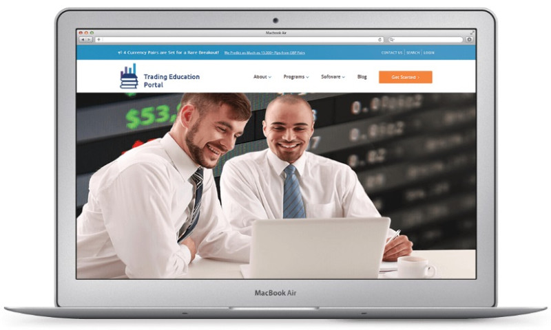 WeblineIndia - Trading Education Portal