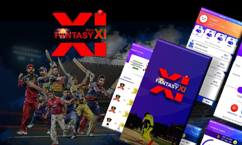 RG Infotech - Fantasy Cricket Platform