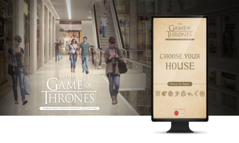 7EDGE - Game of Thrones - Android TV