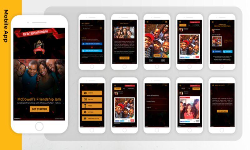 7EDGE - No. 1 Felfie Mobile App
