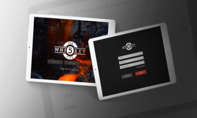 7EDGE - Whiskey5 Mobile App
