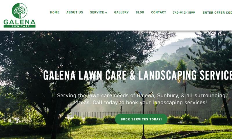 Cynexis Media - Galena Lawn Care, LLC