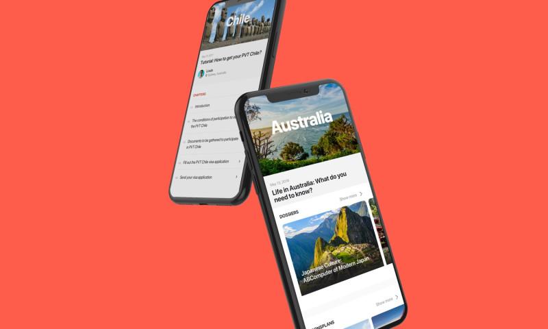 Bornfight - Pvtistes - Mobile Application & Website