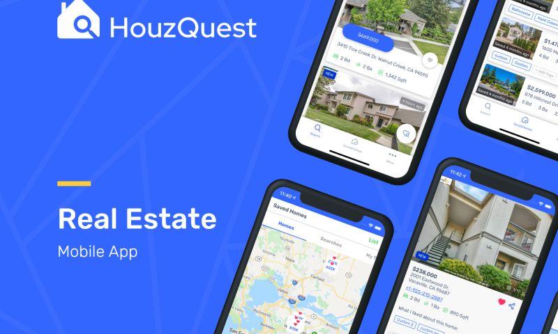 WebMob Technologies - Real Estate Mobile App like Zillow & Realtor.com